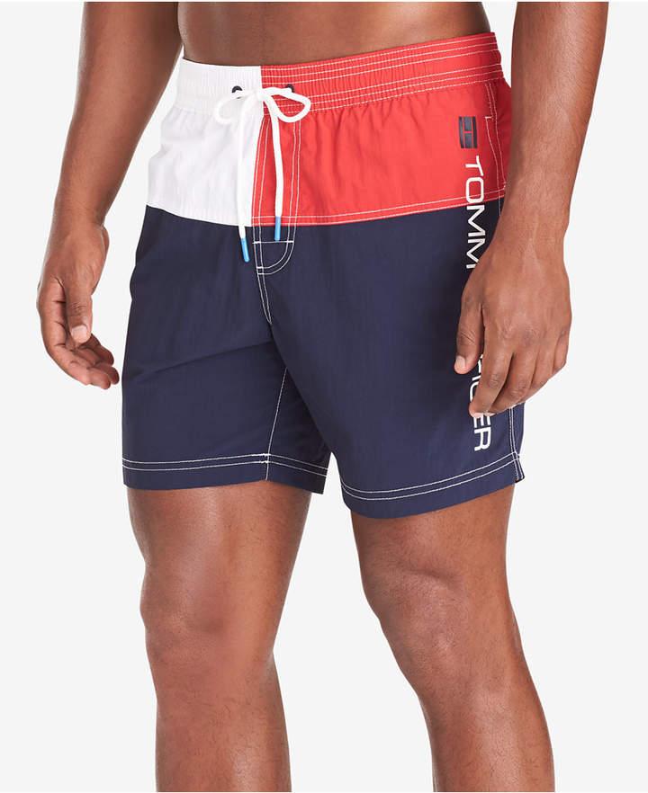02970dd9 Tommy Hilfiger Men's Swimsuits - ShopStyle