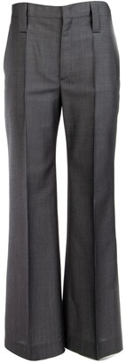 Prada Flared Tailored Pants