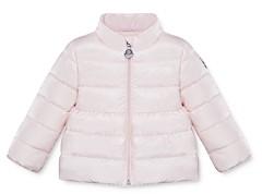 Moncler Girls' Joelle Packable Down Jacket - Baby, Little Kid