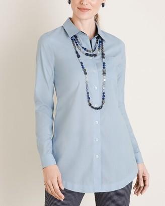 No Iron Easy Cotton-Blend Shirt
