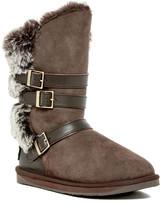 Australia Luxe Collective Nadir Faux Fur Short Boot