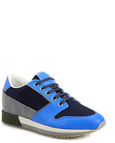 Marc Jacobs Leather/Suede/Mesh Sneakers