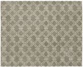 Pottery Barn Scroll Tile Rug - Gray