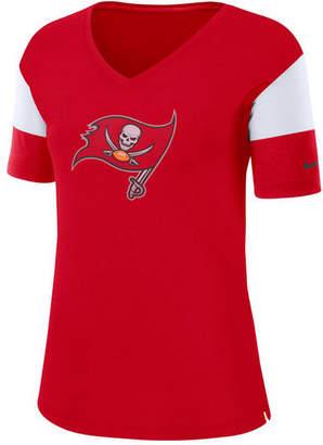 Nike Women Tampa Bay Buccaneers Tri-Fan T-Shirt