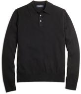 Brooks Brothers Saxxon Wool Polo