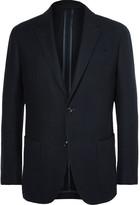 Ermenegildo Zegna - Blue Slim-fit Wool And Cashmere-blend Blazer