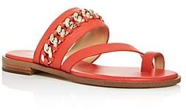 MICHAEL Michael Kors Women's Bergen Slide Sandals