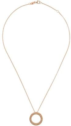 Roberto Coin 18kt rose gold Pois Mois pendant necklace