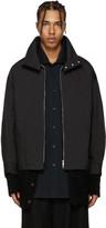 Lad Musician Black Vest Jacket