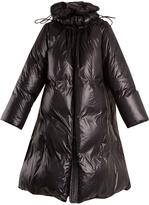 MM6 MAISON MARGIELA Oversized padded nylon coat