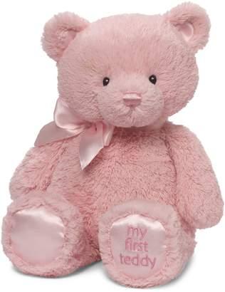 Gund My 1st Teddy Bear Stuffed Animal Plush - Pink