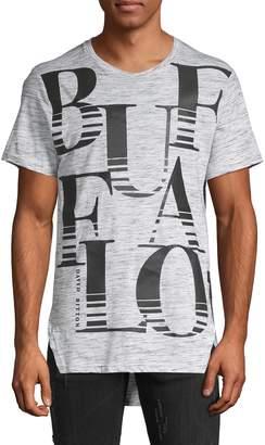 Buffalo David Bitton Nolian Logo Graphic T-Shirt
