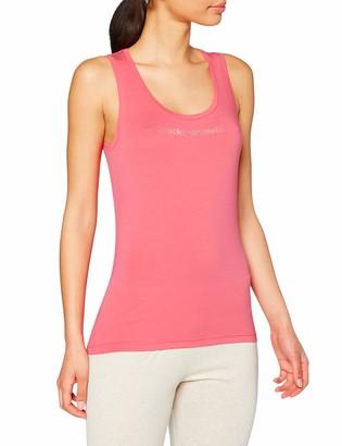 Emporio Armani Women's Visibility-Basic Cotton Tank Vest