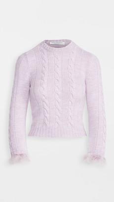 Philosophy di Lorenzo Serafini Merino Wool Knit Sweater