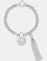 Michael Kors Hamilton Silver-Tone Bracelet