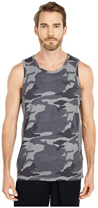 RVCA Sport Vent Tank (Camo) Men's Clothing