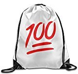 AOLM Backpacks Bags Custom Unique 100 Emoji Symbol Travelling Bag