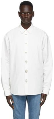 we11done White Hero Shirt