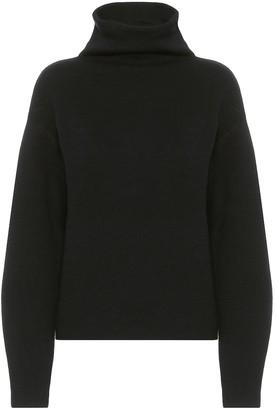 Vince Turtleneck wool-blend sweater