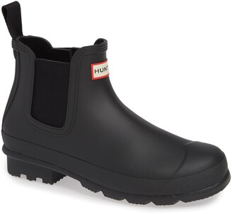 Hunter 'Original' Waterproof Chelsea Rain Boot