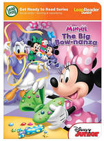 Leapfrog Junior Book Disney Minnie The Big Bow Nanza