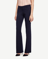 Ann Taylor The Tall Trouser in Seasonless Stretch - Devin Fit