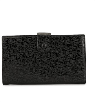 Chanel Pre Owned CC bi-fold continental wallet