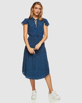Oxford Ardour Spot Dress
