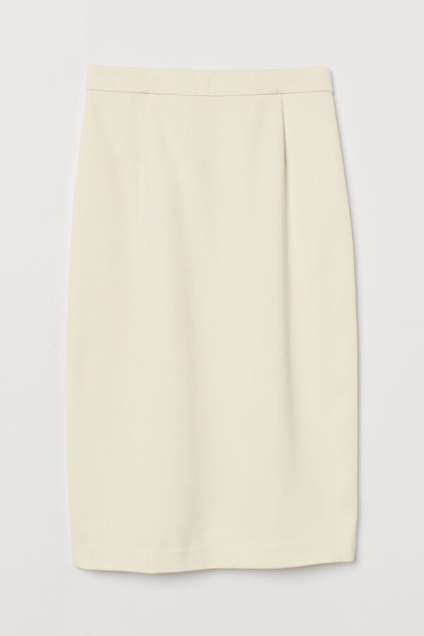 Thumbnail for your product : H&M Knee-length pencil skirt