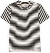 Junya Watanabe Striped Cotton-jersey T-shirt