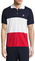 Fila Heritage Colorblocked Polo
