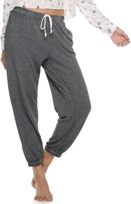 So Juniors' Banded Bottom Pajama Pants