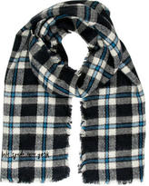 Kate Spade Checkered Blanket Scarf
