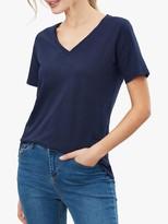 Joules Celina V-Neck Cotton T-Shirt