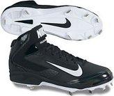 Nike Mens Huarache Pro Mid Baseball Cleats - Size: 12, Black/white