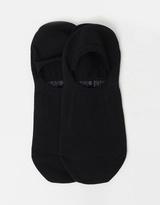 Calvin Klein Dress No-Show Socks 2-Pack