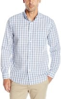 Dockers Long Sleeve Roadmap Cvc Woven Shirt