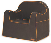 P'kolino Reader Kids Foam Chair with Storage Compartment