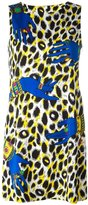 Moschino Hands On dress - women - Rayon/Other fibres - 42