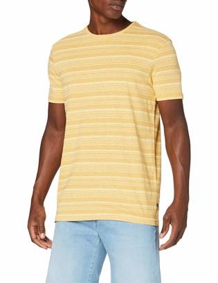 Springfield Men's 3ec AOP Polycotton-c/08 T-Shirt