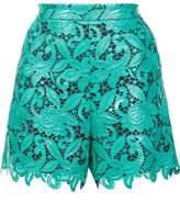 MSGM macrame shorts