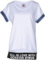 FOLLOW US T-shirts