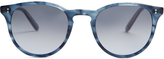 Garrett Leight Milwood round-framed sunglasses