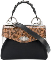 Proenza Schouler small Hava leather shoulder bag - women - Cotton/Leather - One Size