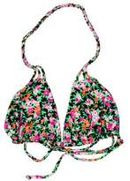 Tori Praver Halter Swimsuit Top