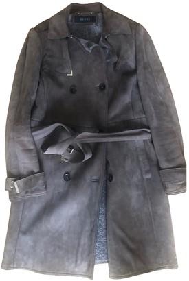 Gucci Brown Shearling Coat for Women