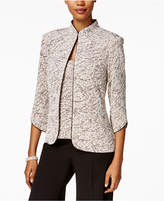 Alex Evenings Petite Jacket and Shell Set