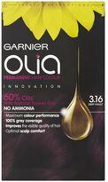 Garnier Olia Permanent Hair Colour 3.16 Deep Violet