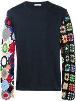 J.W.Anderson Crochet sleeve jumper