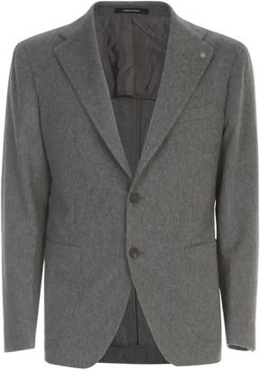 Tagliatore Cashmere Jacket W/2 Buttons